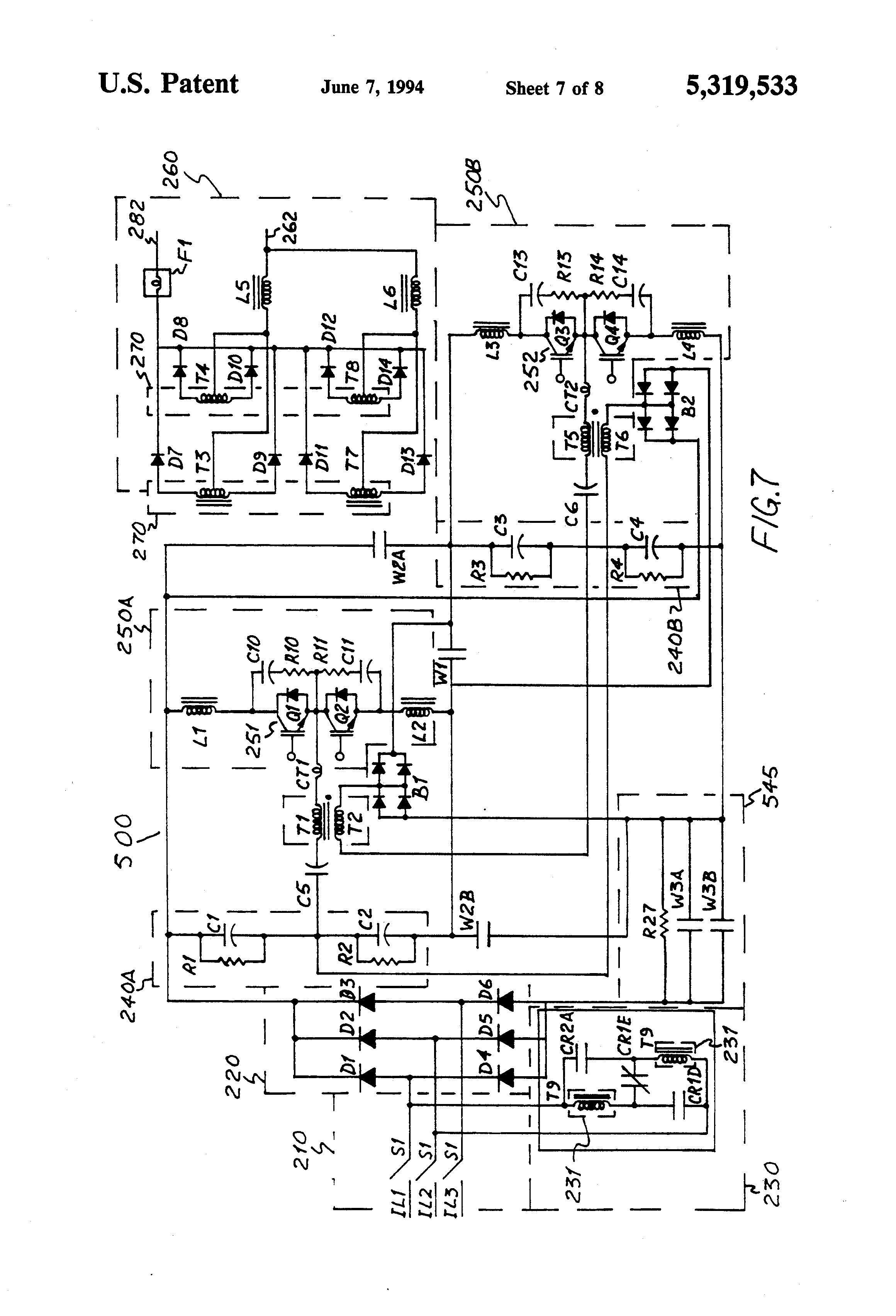 Schematic Inverter Welding Machine Circuit Diagram