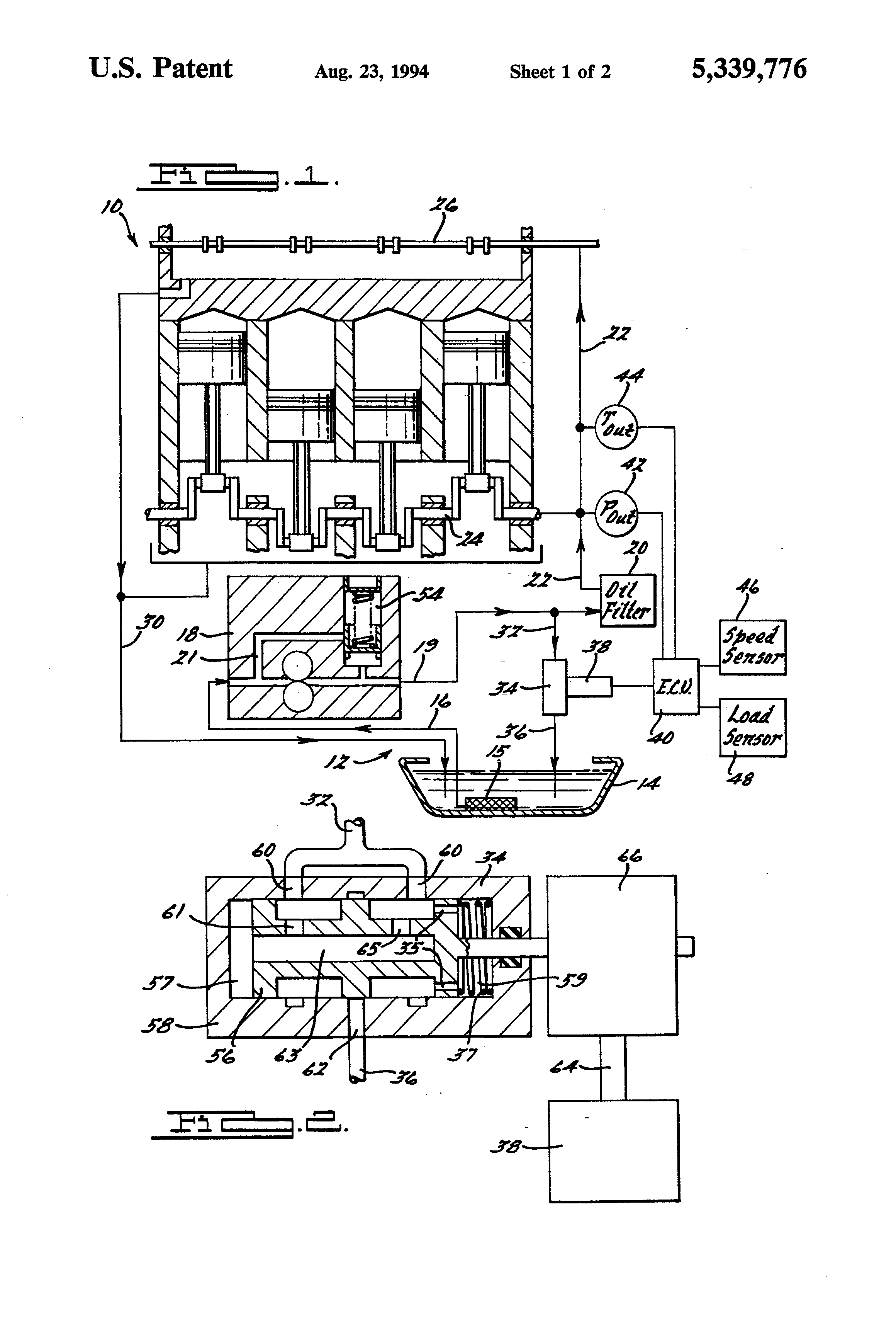 Deutz Engine Schematic