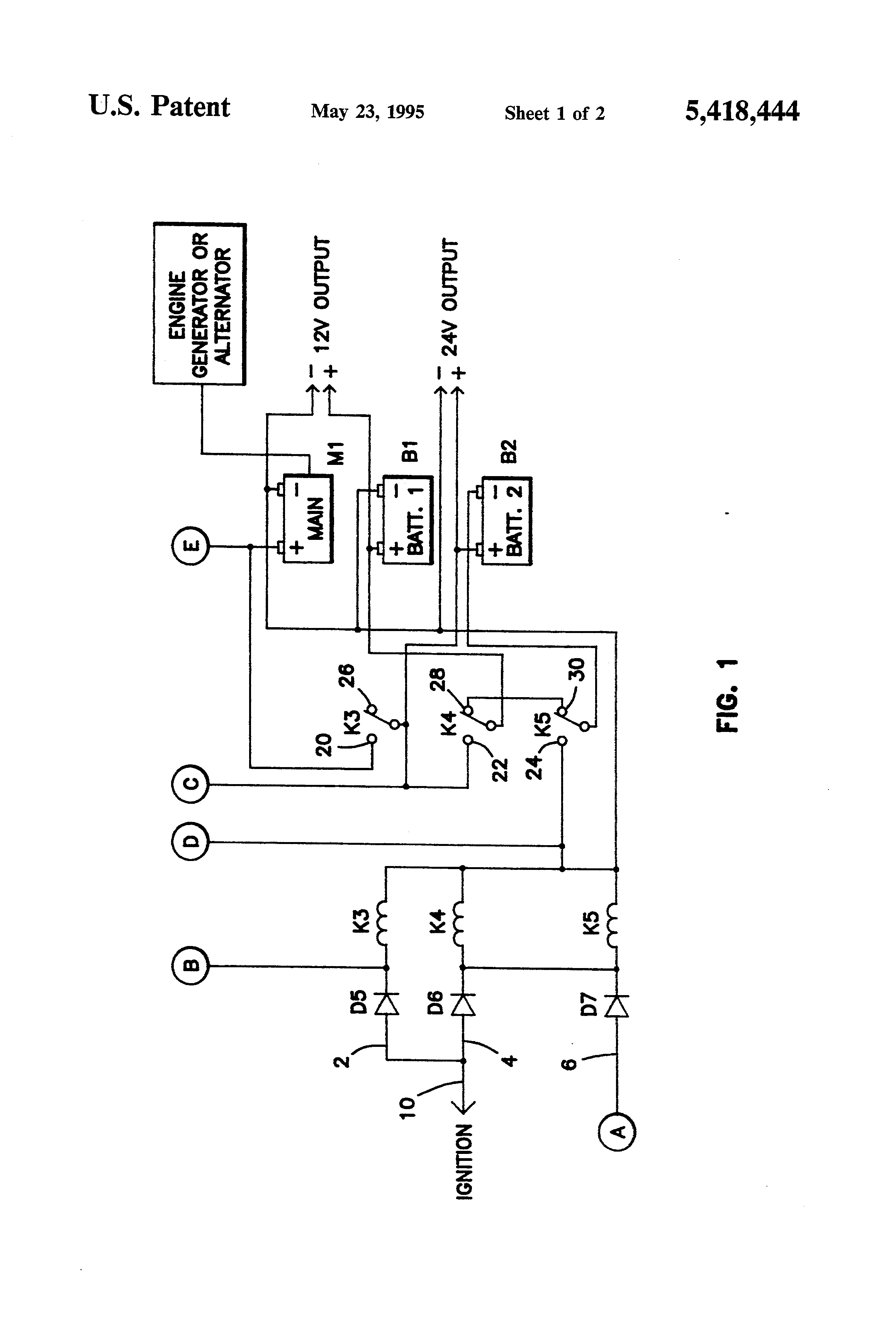 US5418444 1?resize=665%2C977 thermo king v500 wiring diagram wiring diagram thermo king v500 wiring diagram at gsmx.co
