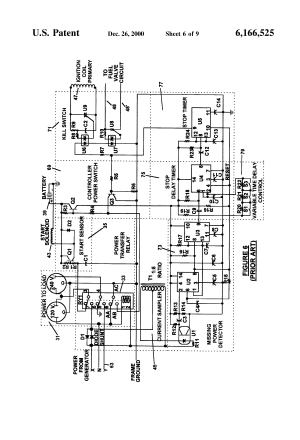Patent US6166525  Automatic electric power generator
