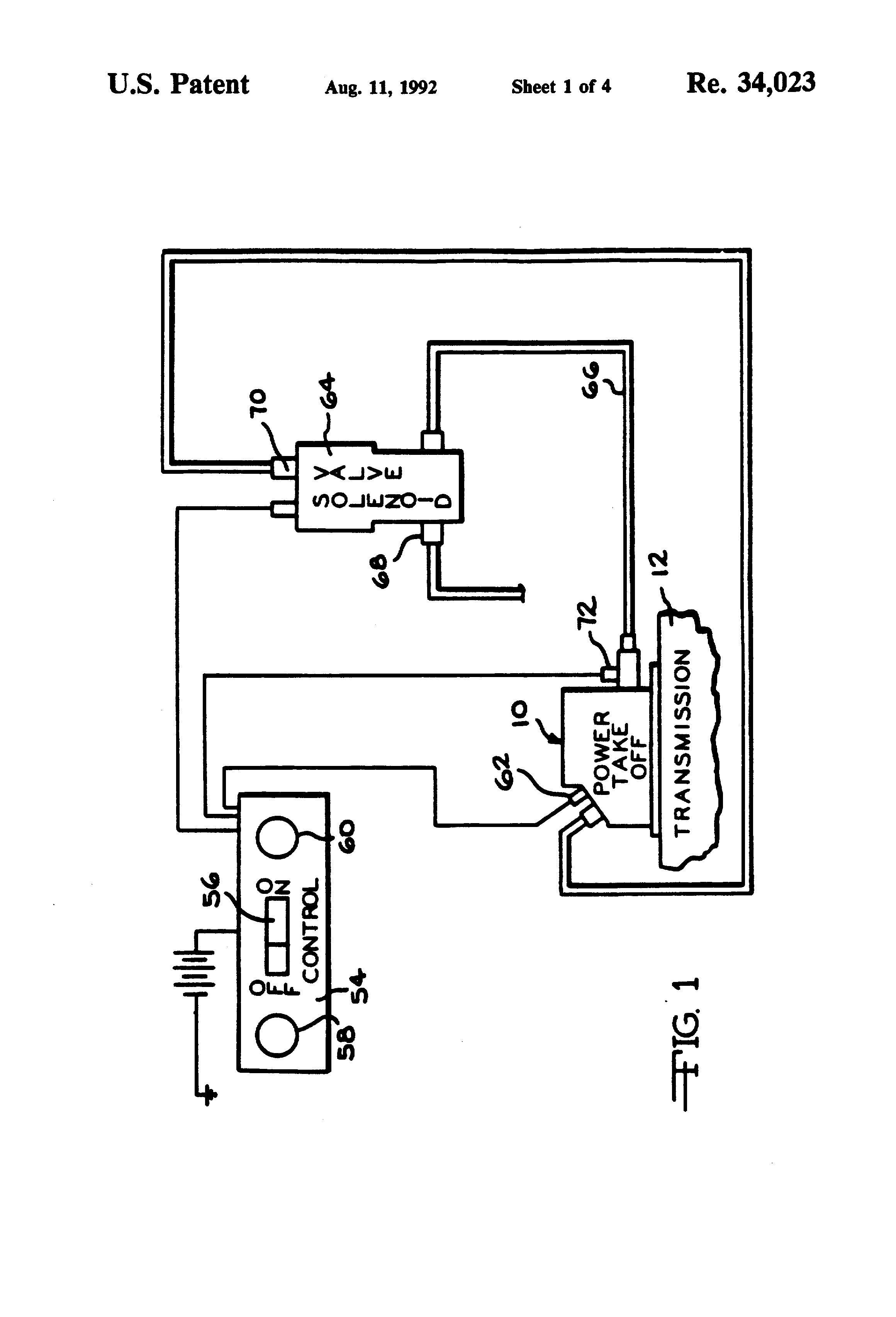 Ford Pto Wiring Diagram