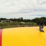 Jumping Pillow at Kelder's Farm
