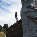 Rock Climbing at Holiday Mountain