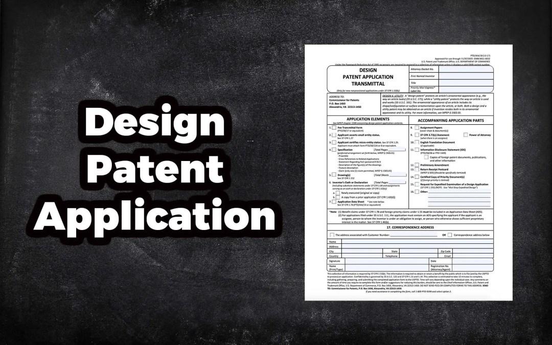 Design Patent Pending