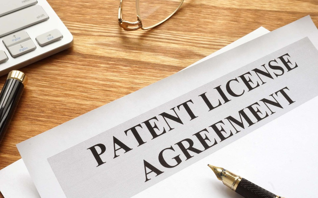 What is a Patent License Agreement?