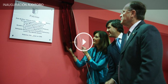 Inauguración-Auditorio-Video