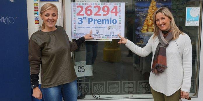 Loteria Extra Diciembre 2013 Paterna