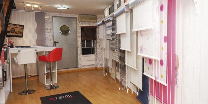 Imágenes de la tienda de Estormanía en Paterna