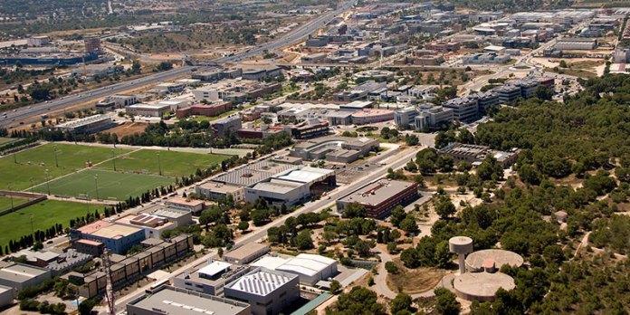 Vista Aérea del Parque Tecnológico