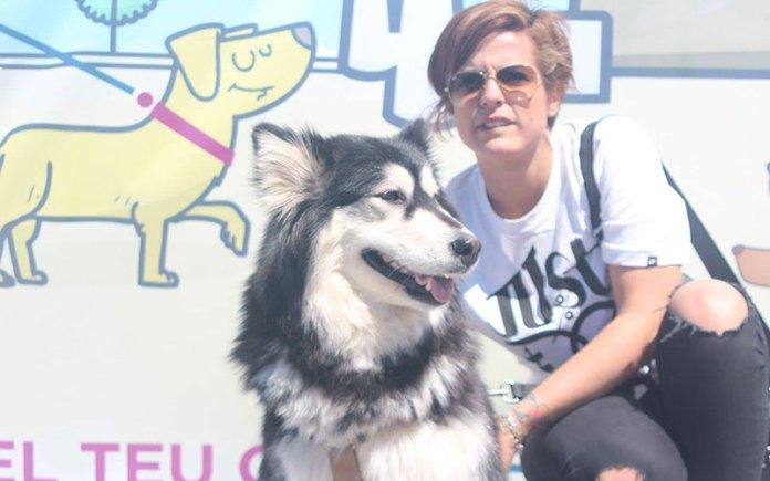 Noa fue la ganadora del Gran Casting Canino de Paterna