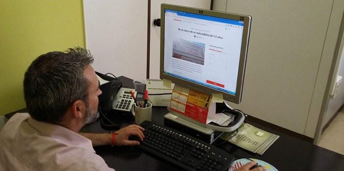 Mora firmando la petición en change.org