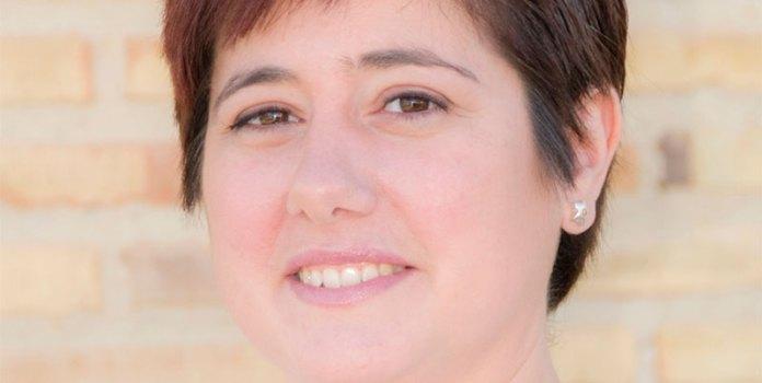 La concejal de Ciudadanos Laura Almagro