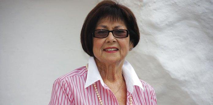 La Defensora del Vecino, María Antonia Moreno (Archivo PAD)