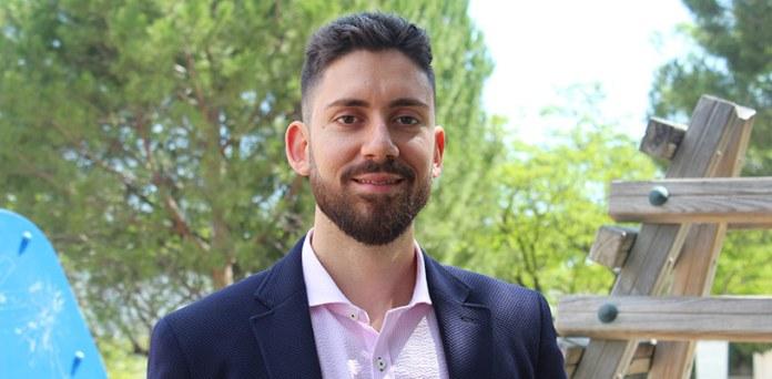 Miguel García, concejal de Ciudadanos Paterna