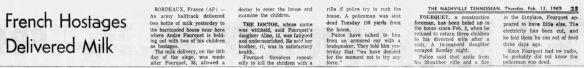 The Nashville Tennessean, vol. 63, n° 292, 13/02/1969, p. 35