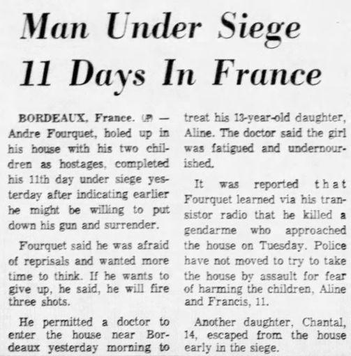 Fort Lauderdale News, Vol. 59, nº 114, 14 février 1969, p. 4C