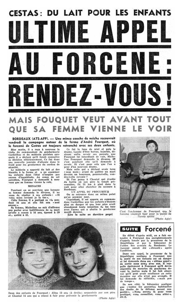 Feuille d'avis de Neuchâtel, nº 38, 15 février 1969, pp. 1, 32