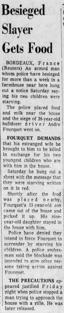 Orlando Sentinel, vol. 84, nº 279, 16/02/1969, p. 21-A
