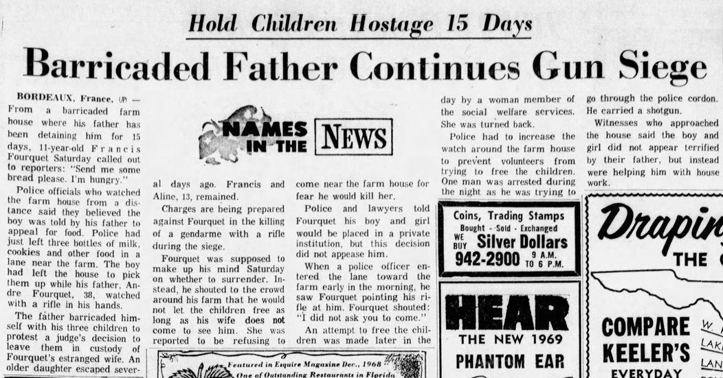 Sun-Sentinel, Vol. 7, nº 6, 16 février 1969, p. 1C