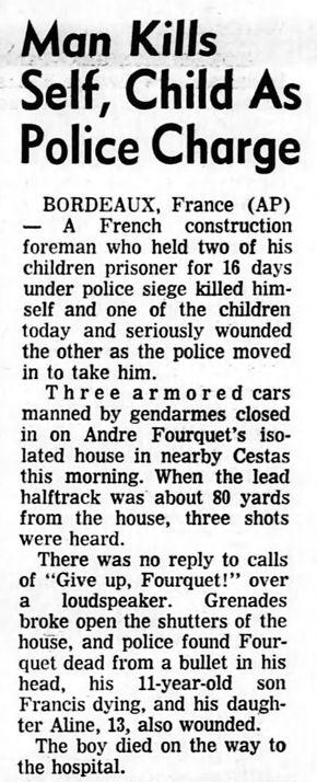 Enquirer And News, vol. 59, nº 48, 17 février 1969, p. A-2