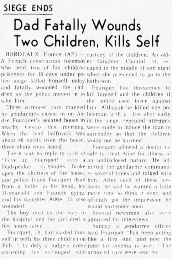 Port Huron Times Herald, vol. 59, nº 48, 17 février 1969, p. 5-B
