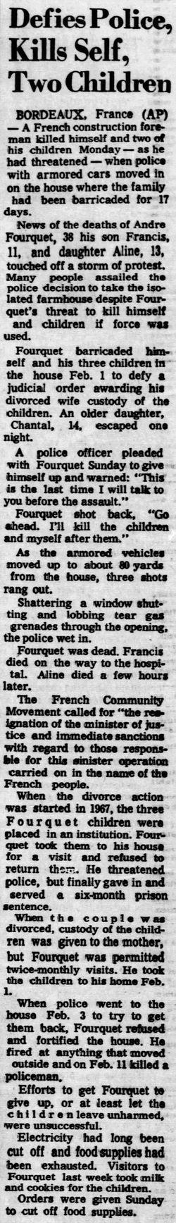 The El Paso Times, nº 49, 18/02/1969, p. 7