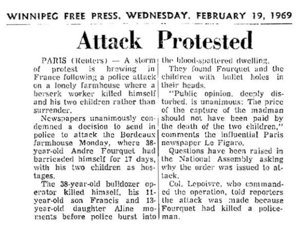 Winnipeg Free Press, vol. 76, nº 122, 19/02/1969, p. 35