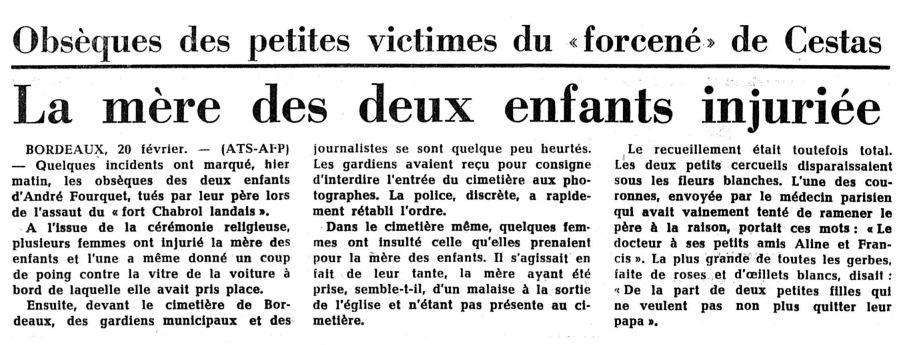 Nouvelle revue de Lausanne, nº 42, 20/02/1969, p. 7