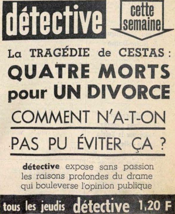 Sud-Ouest, nº 7616, 20/02/1969, p. 5
