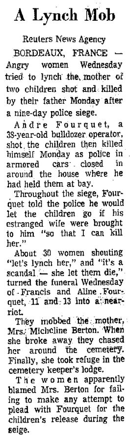 The Salt Lake Tribune, vol. 198, nº 129, 20/02/1969, p. A5