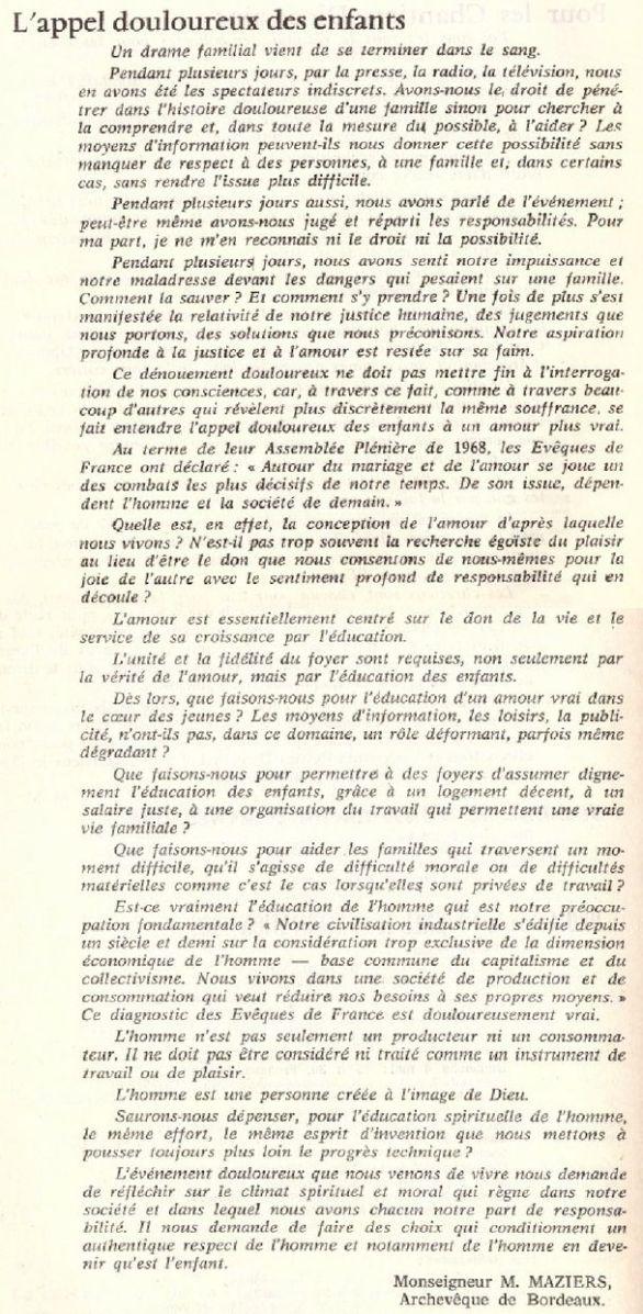 L'Aquitaine, 28 février 1969, pp. 66-67