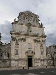 Église Saint-Bruno de Bordeaux (© D.R.)
