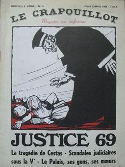 Le Crapouillot, 1969, n° 6, printemps 1969, p. 1