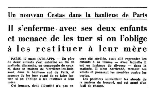 Le Confédéré quotidien, nº 63, 17/03/1969, p. 12