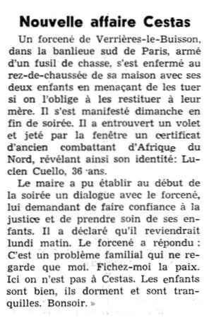 Le Peuple – La Sentinelle, nº 61, 17/03/1969, p. 8