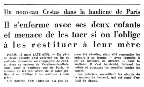 Nouvelle revue de Lausanne, nº 63, 17/03/1969, p. 12