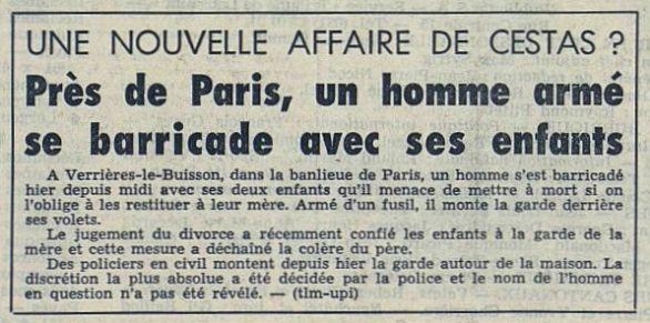 Tribune de Lausanne – Le Matin, nº 76, 17/03/1969, p. 20