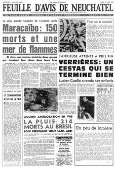 Feuille d'avis de Neuchâtel, nº 63, 18/03/1969, p. 1