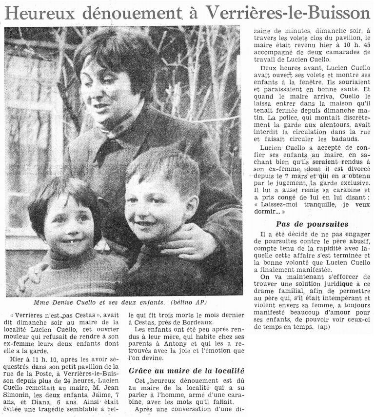 L'Impartial, nº 27983, 18/03/1969, p. 9
