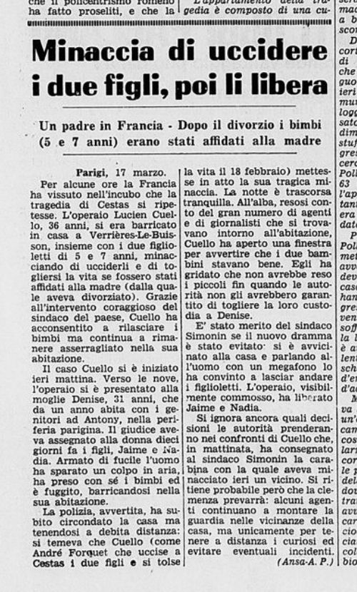 La Stampa, nº 64, 18/03/1969, p. 16