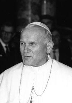 Jean-Paul II (© Lothar Schaack)