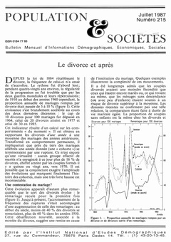 Population & sociétés