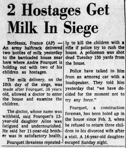 The Indianapolis Star, vol. 66, n° 253, 13/02/1969, p. 80