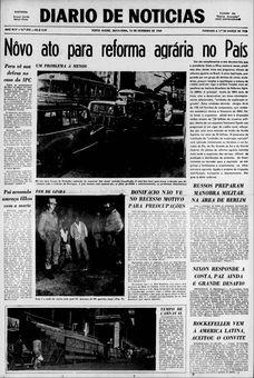 Diário de Notícias, n° 295, 14/02/1969, p. 1