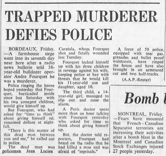 The Sydney Morning Herald, nº 40925, 15 février 1969, p. 3