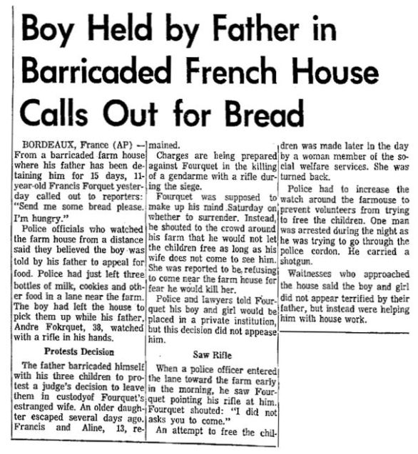 Waterloo Sunday Courier, 16 février 1969, p. 2