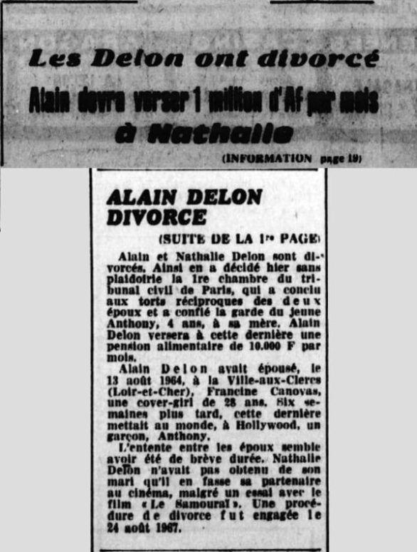 La République des Pyrénées, nº 7451, 15 février 1969, pp. 1, 19