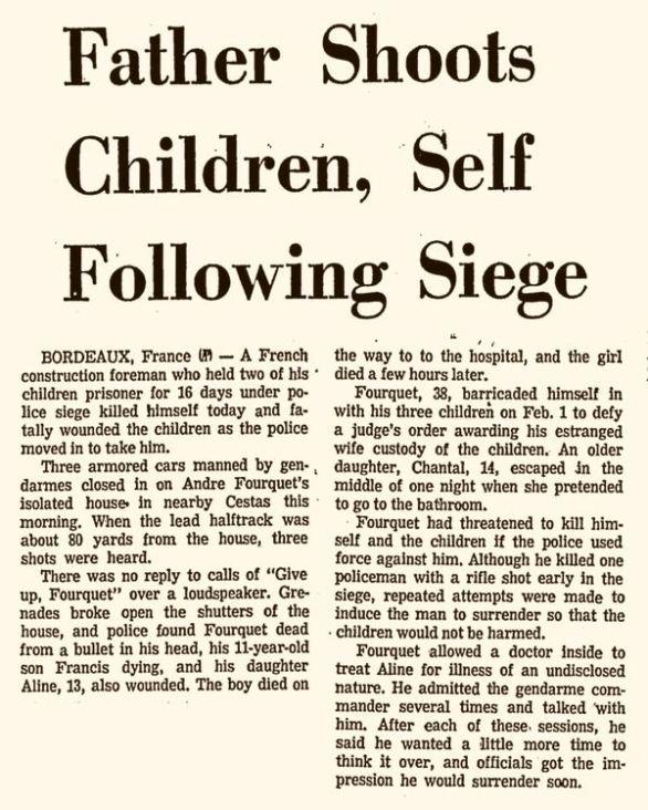 Evening Independant, nº 91, 17 février 1969, p. 16-A