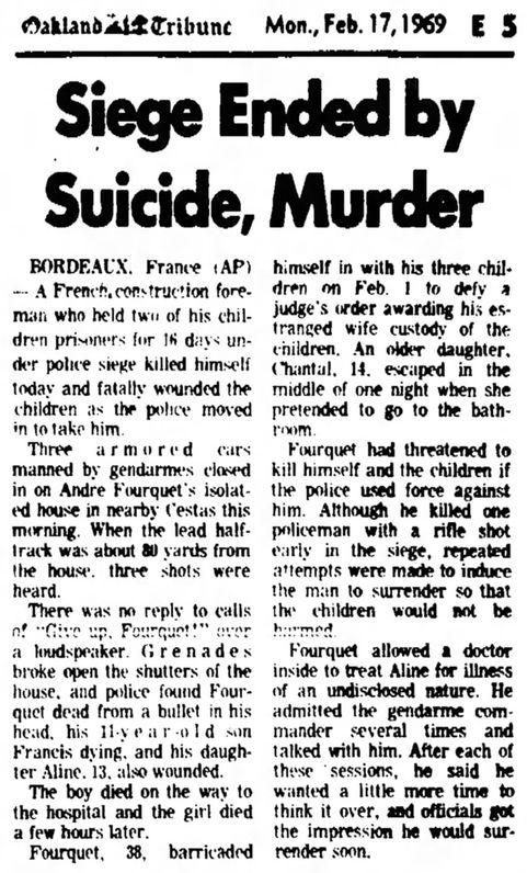 Oakland Tribune, 17 février 1969, p. E5