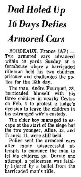 The Morning Herald, vol. XCV, nº 39, 17 février 1969, p. 2